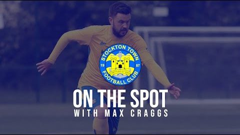 On The Spot: Max Craggs