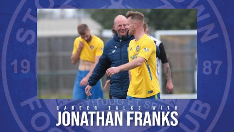 Career Talks: Jonathan Franks