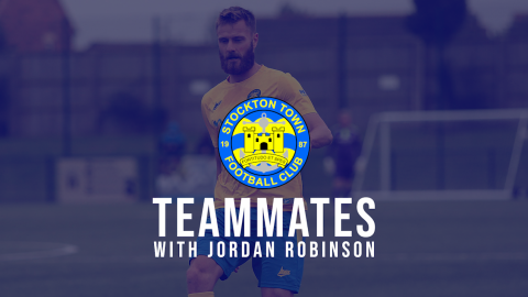 Teammates with Midfielder Jordan Robinson