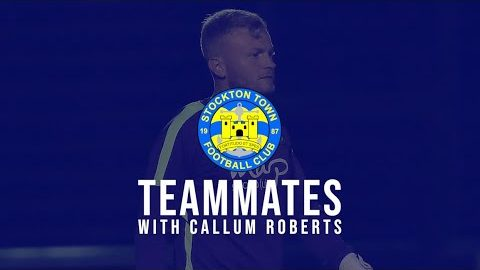 Teammates: Callum Roberts