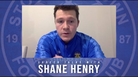 Career Talks: Shane Henry