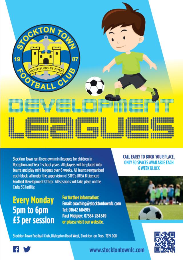 Development leagues
