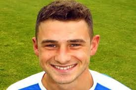 Ex Junior Fred Woodhouse has agreed to rejoin Stockton Town, signing from Bishop Auckland FC.