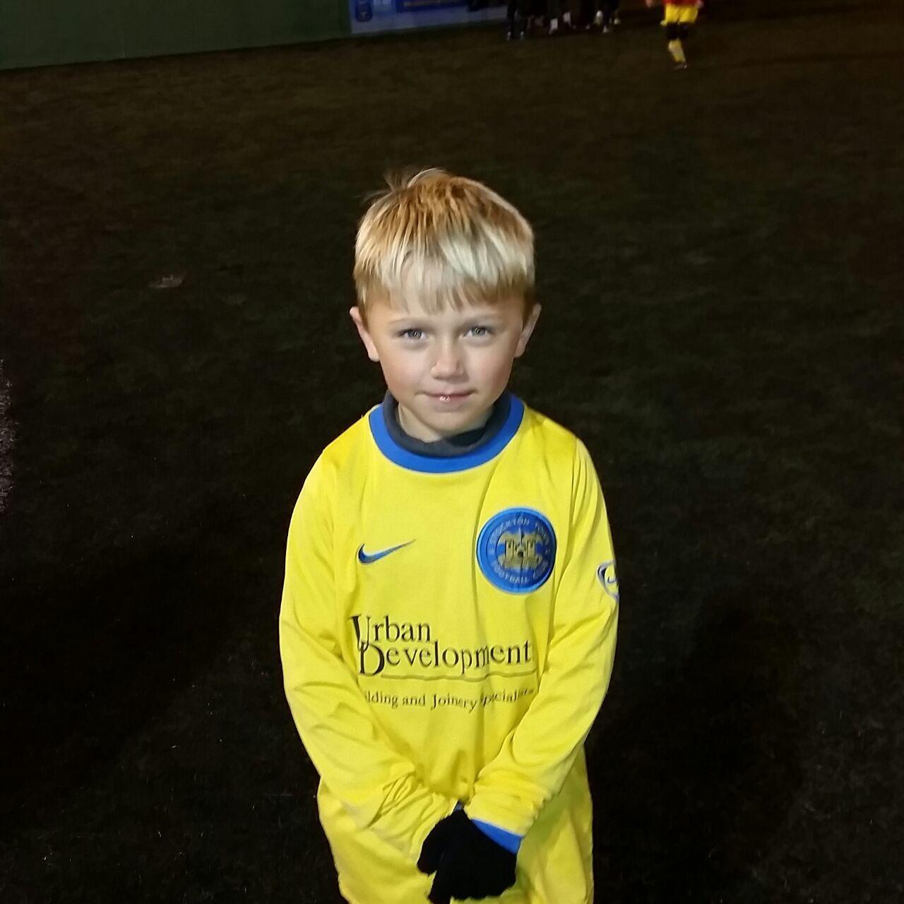 Bobby Johnson Tony's son who has scored 5 goals in 2 games.