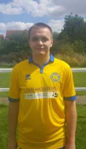 Mark Stonehouse grabbed a hat trick in the 4 1 victory over Darlington RA.