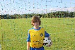 Arthur Connelly has won numerous Trophy's with Stockton Town and is currently a TJFA League Champion & League Cup winner.