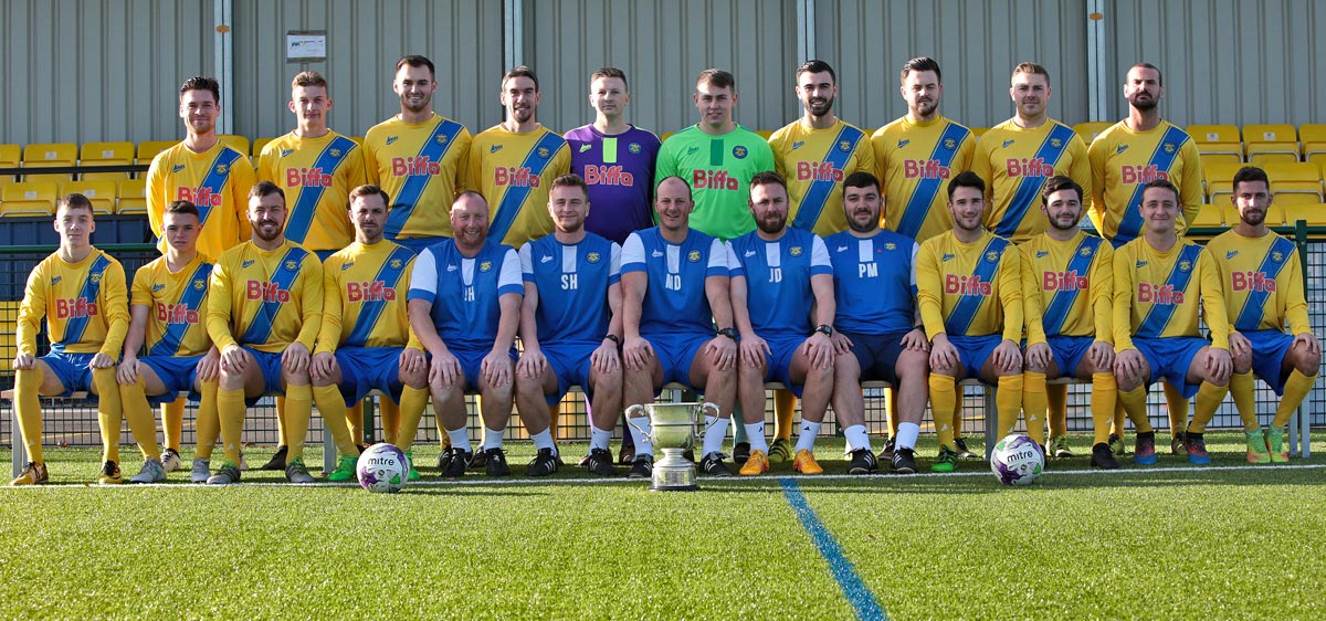 STFC first team